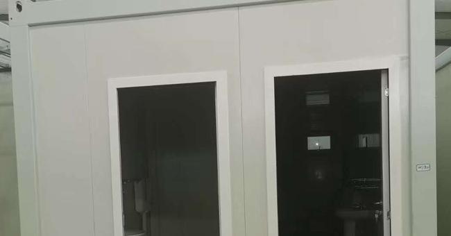 住人集装箱安装